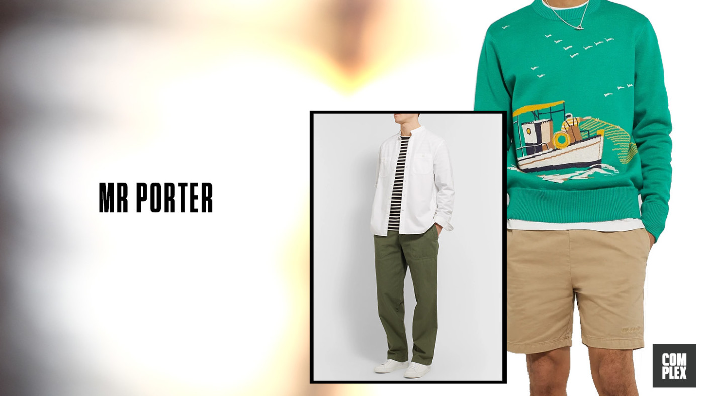 Best Online Clothing Stores MRPORTER