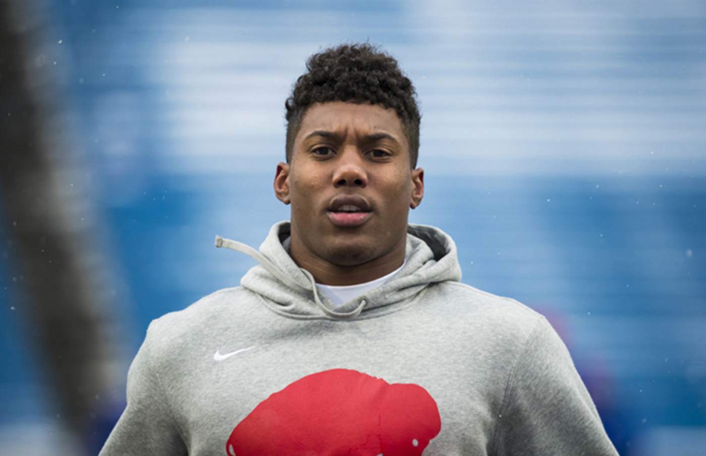 Video Surfaces of Bills Receiver Zay Jones Involved In ...
