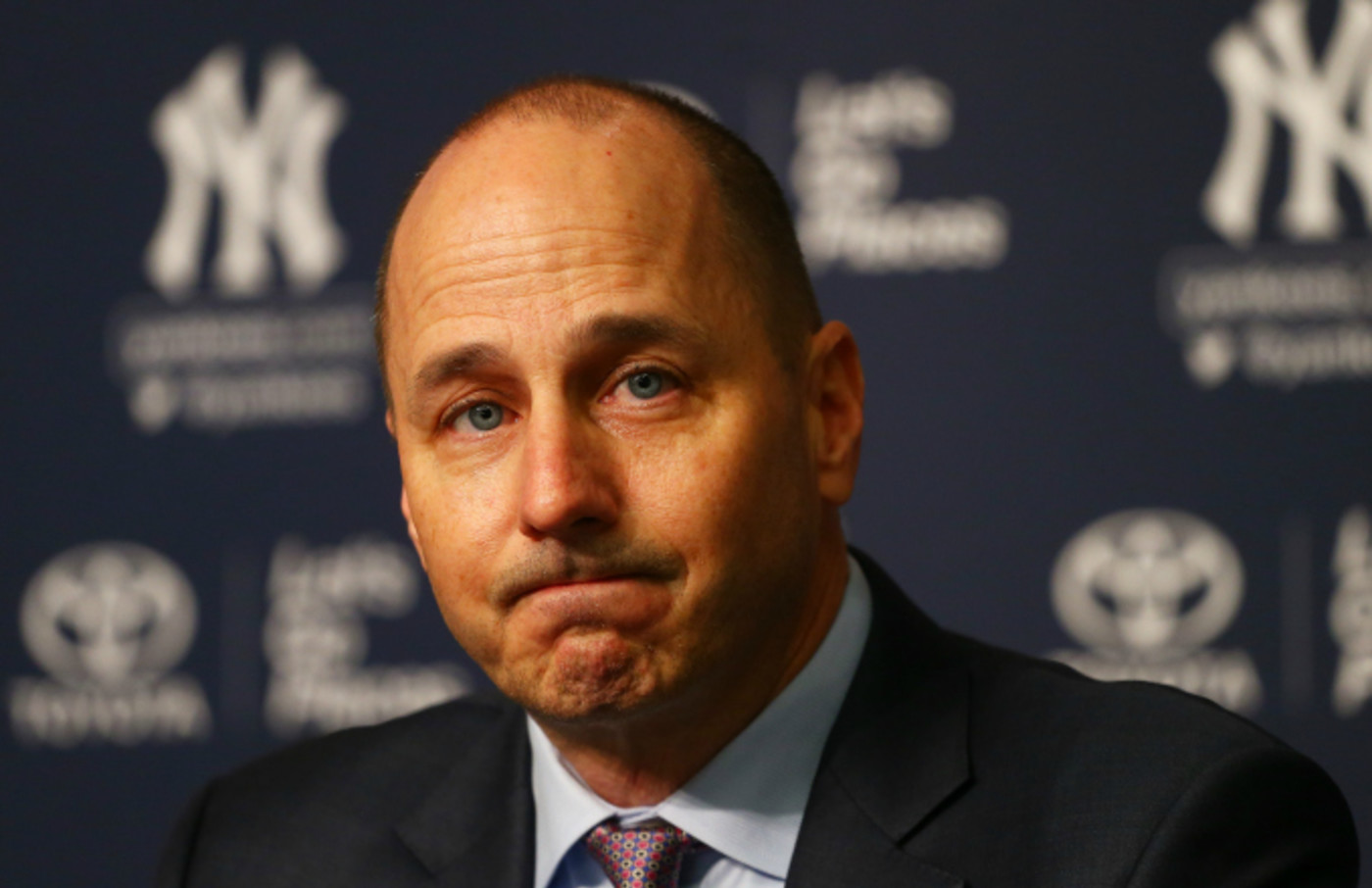 General Manager Brian Cashman
