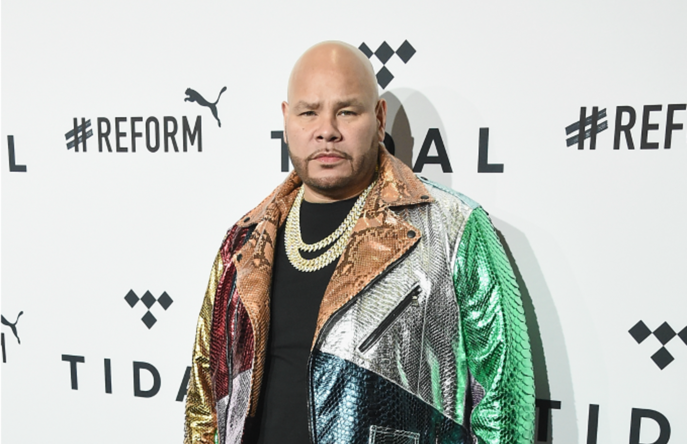Fat Joe attends the 4th Annual TIDAL X: Brooklyn at Barclays Center