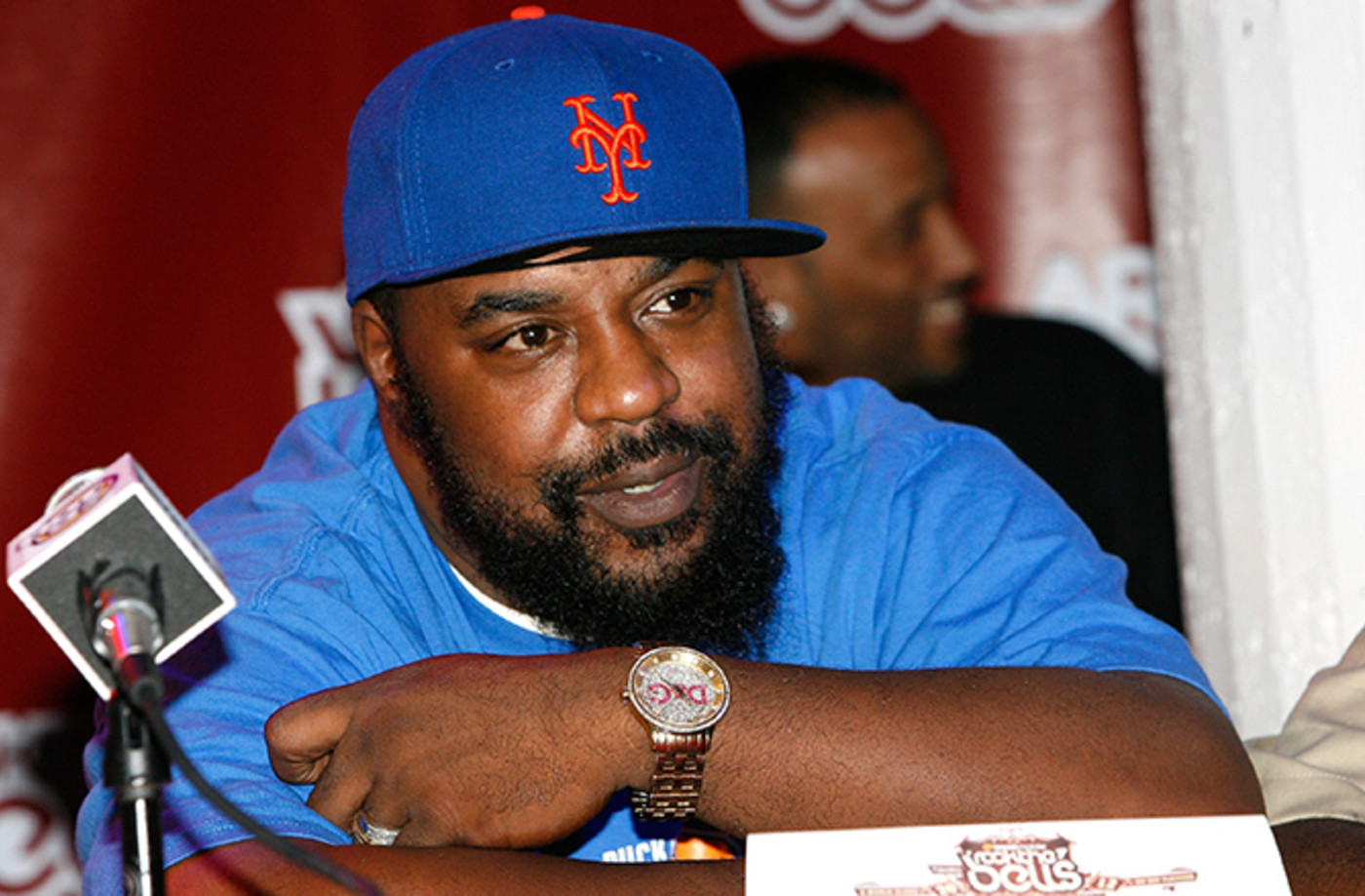 This is a photo of Sean Price.