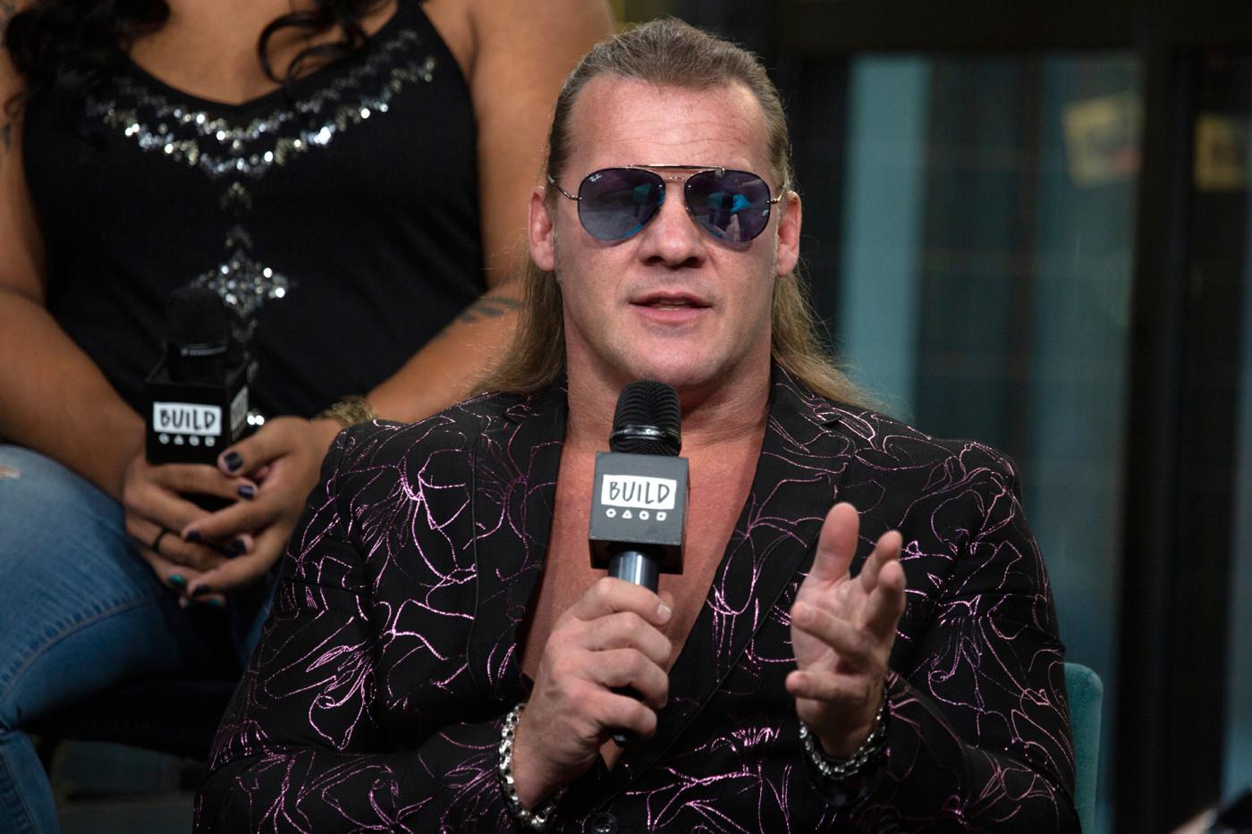 Chris Jericho Talks Chris Benoit Episode of 'Dark Side of the Ring'