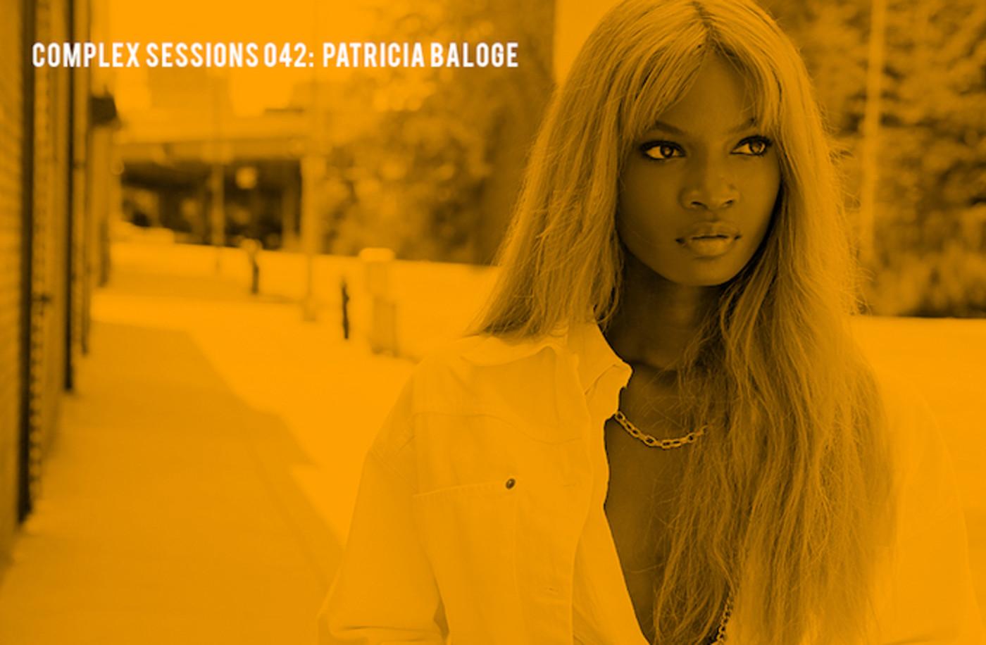 Complex Sessions 042: Patricia Baloge