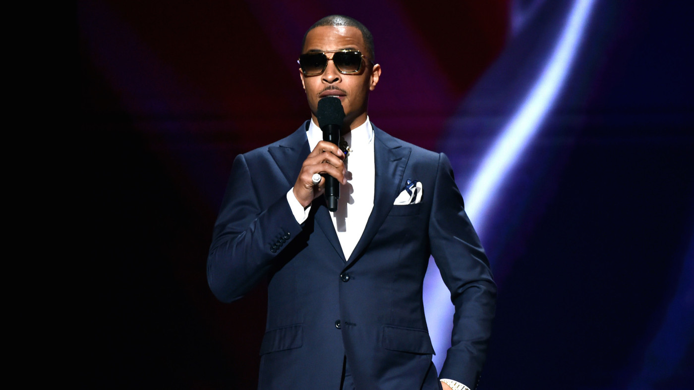 T.I. speaks onstage during the 51st NAACP Image Awards