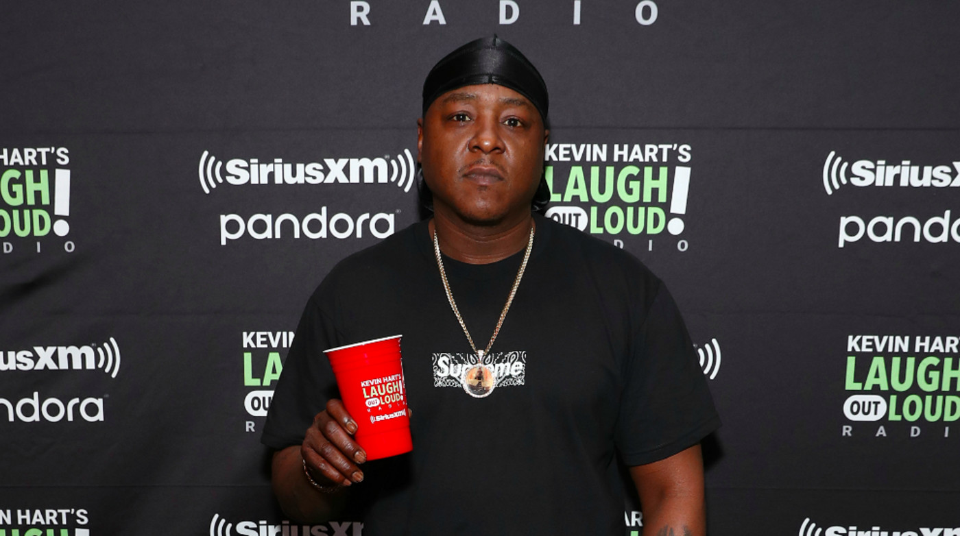 Jadakiss attends Special Edition of SiriusXM's Straight From The Hart