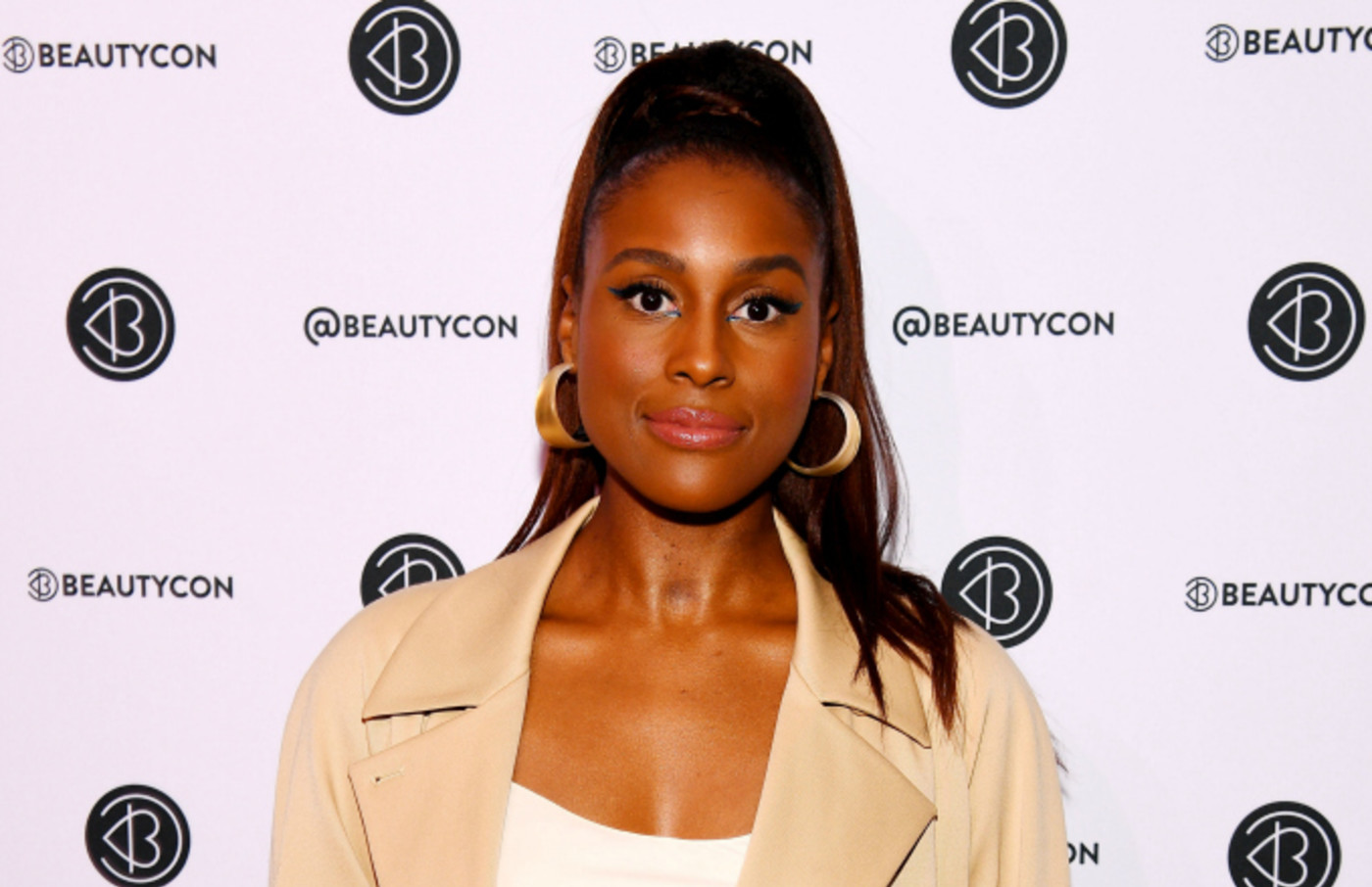 Issa Rae attends Beautycon Festival New York 2019