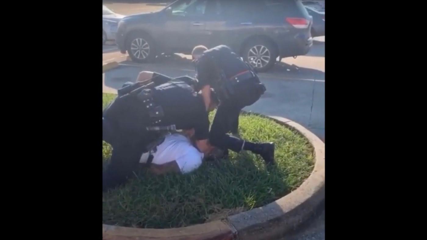 Beaumont arrest