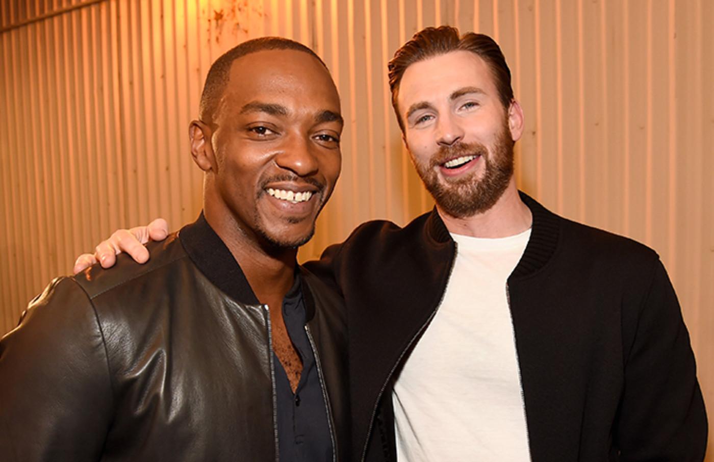 Mackie and Evans