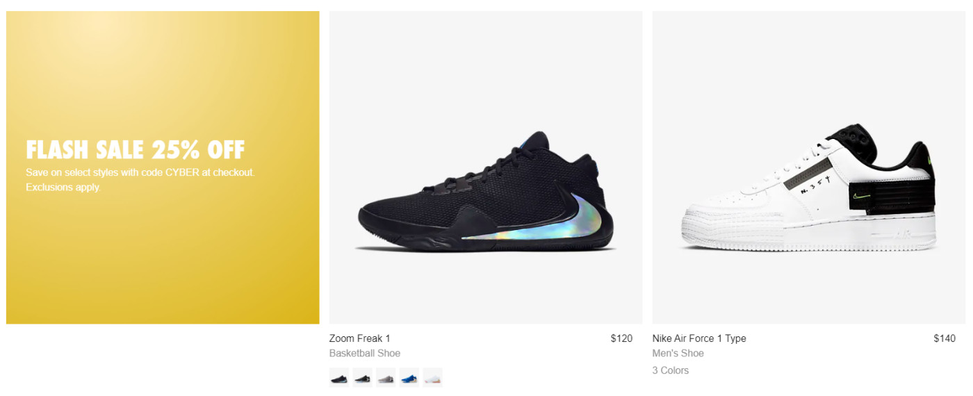 Cyber Monday 2019 Best Sneaker Sales Deals This Year Complex