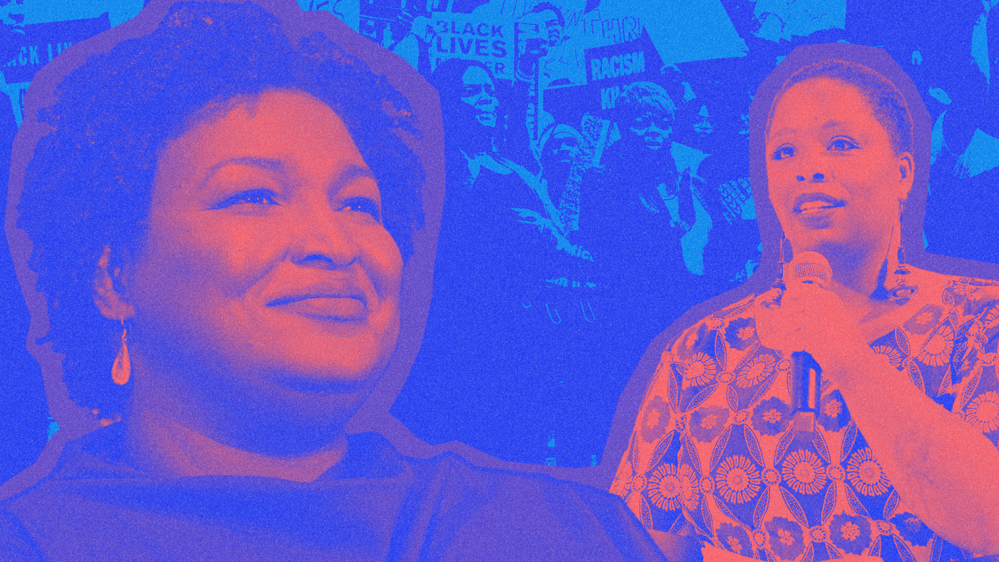 Stacey Abrams and Patrisse Cullors Interview for Complex Life