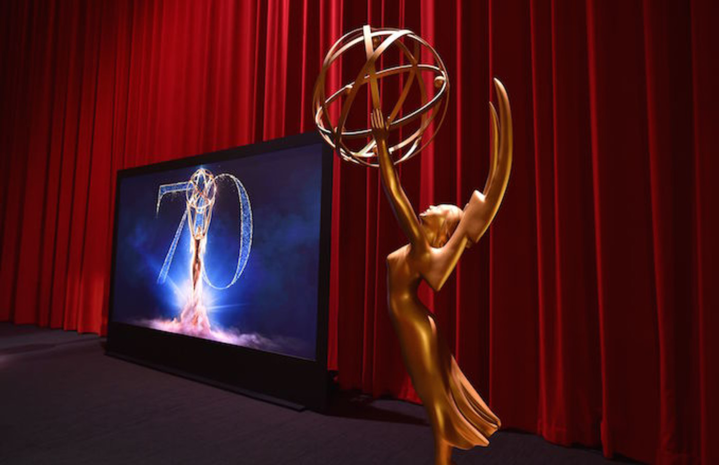 The 70th Emmy Awards will take place in September 2018.