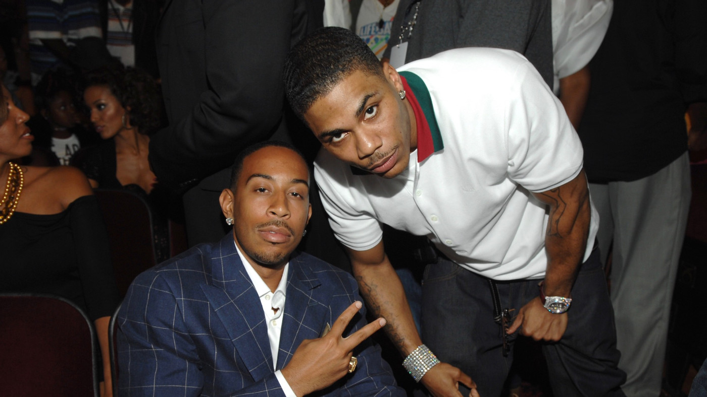 Nelly and Ludacris