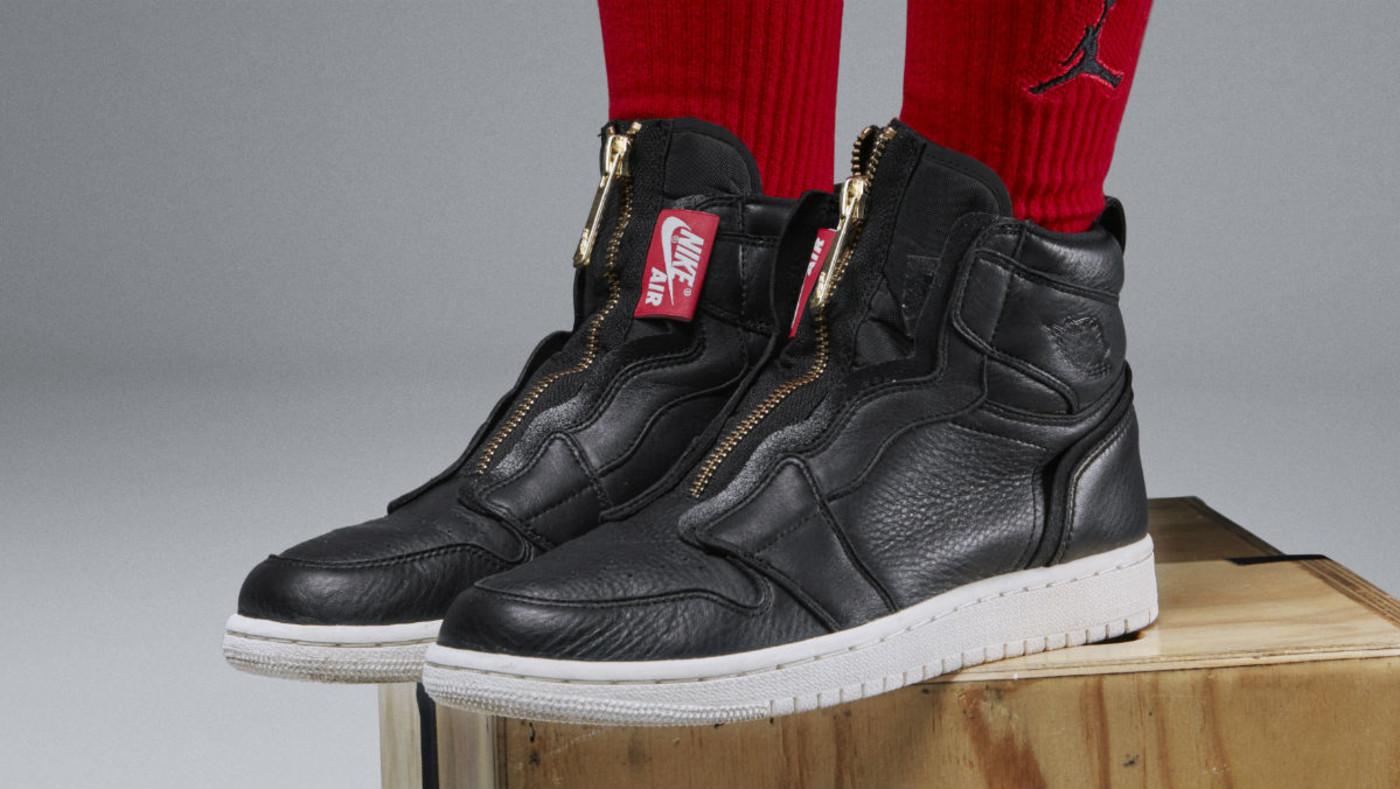 Women's Air Jordan 1 High Zip Release Date (1)