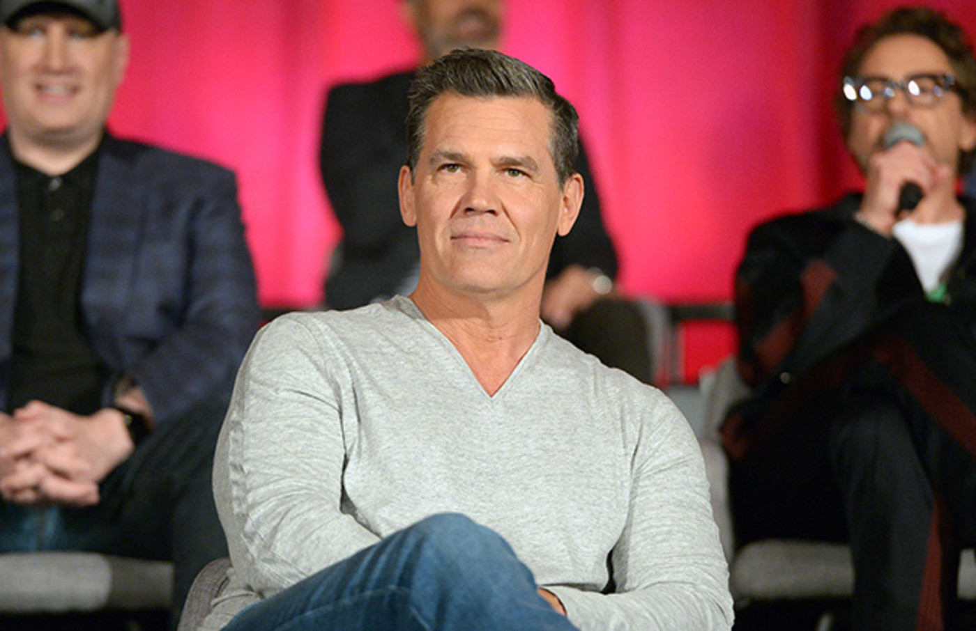 This is a photo of Josh Brolin.