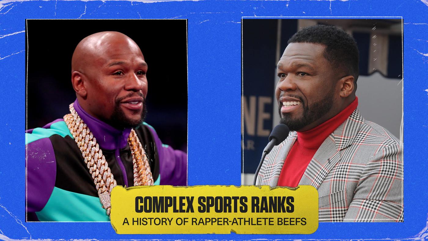 Rapper-Athlete Beefs