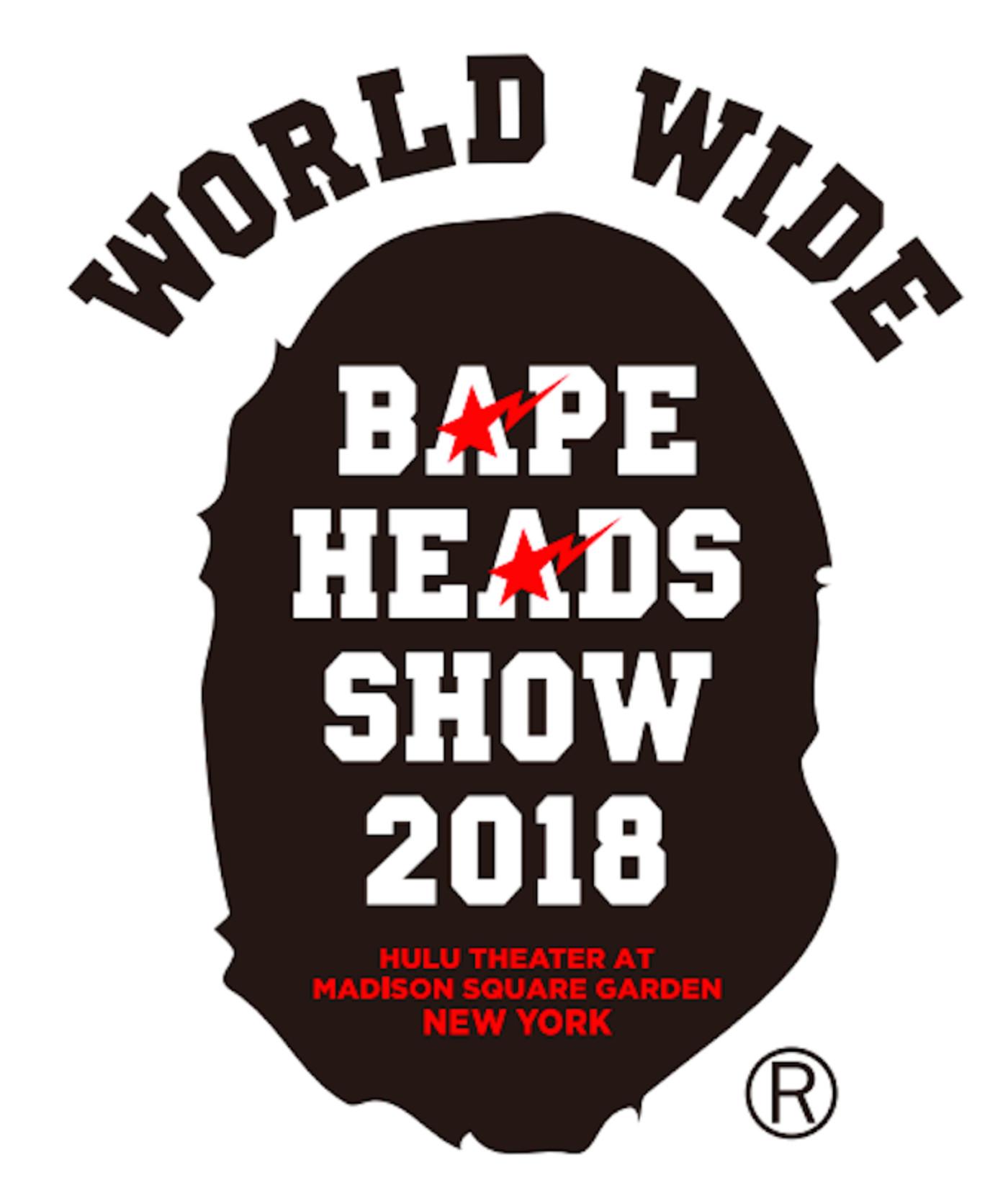 BAPE HEADS 2018
