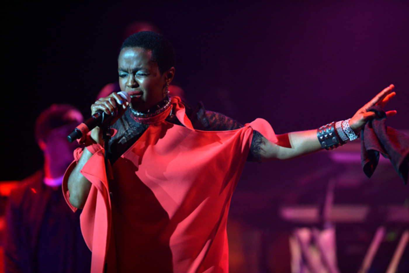 Lauryn Hill in concert