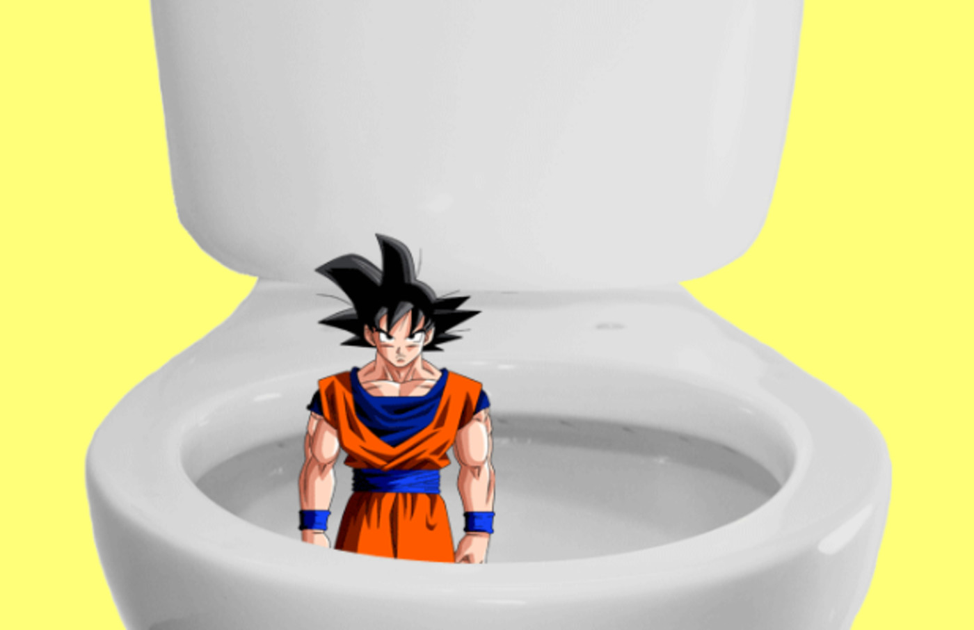 Dragon Ball Z The Most Overrated Cartoon Of All Time Complex