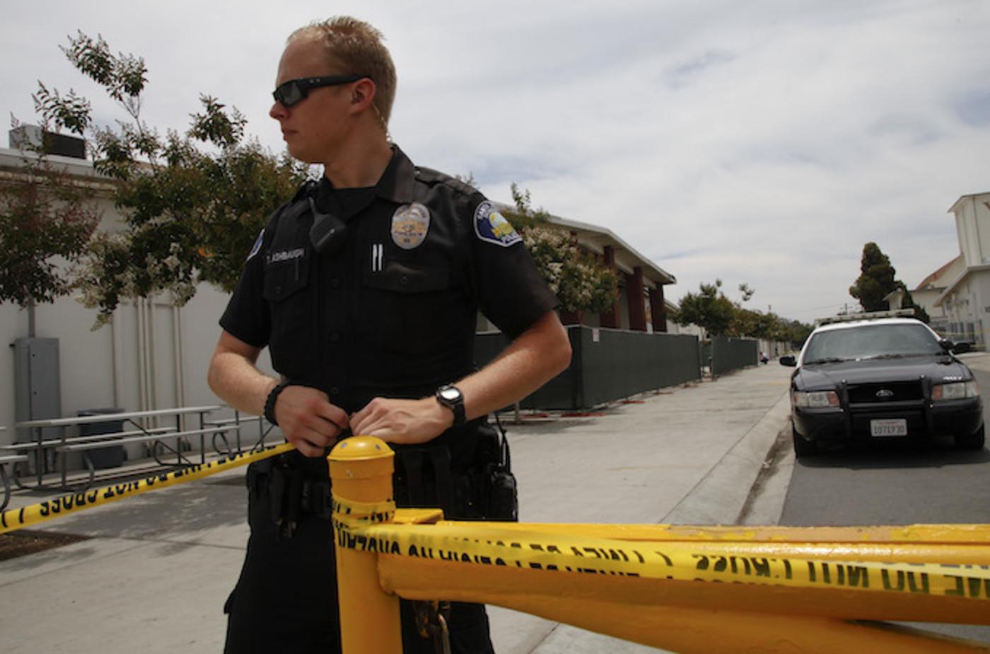 Police in CA
