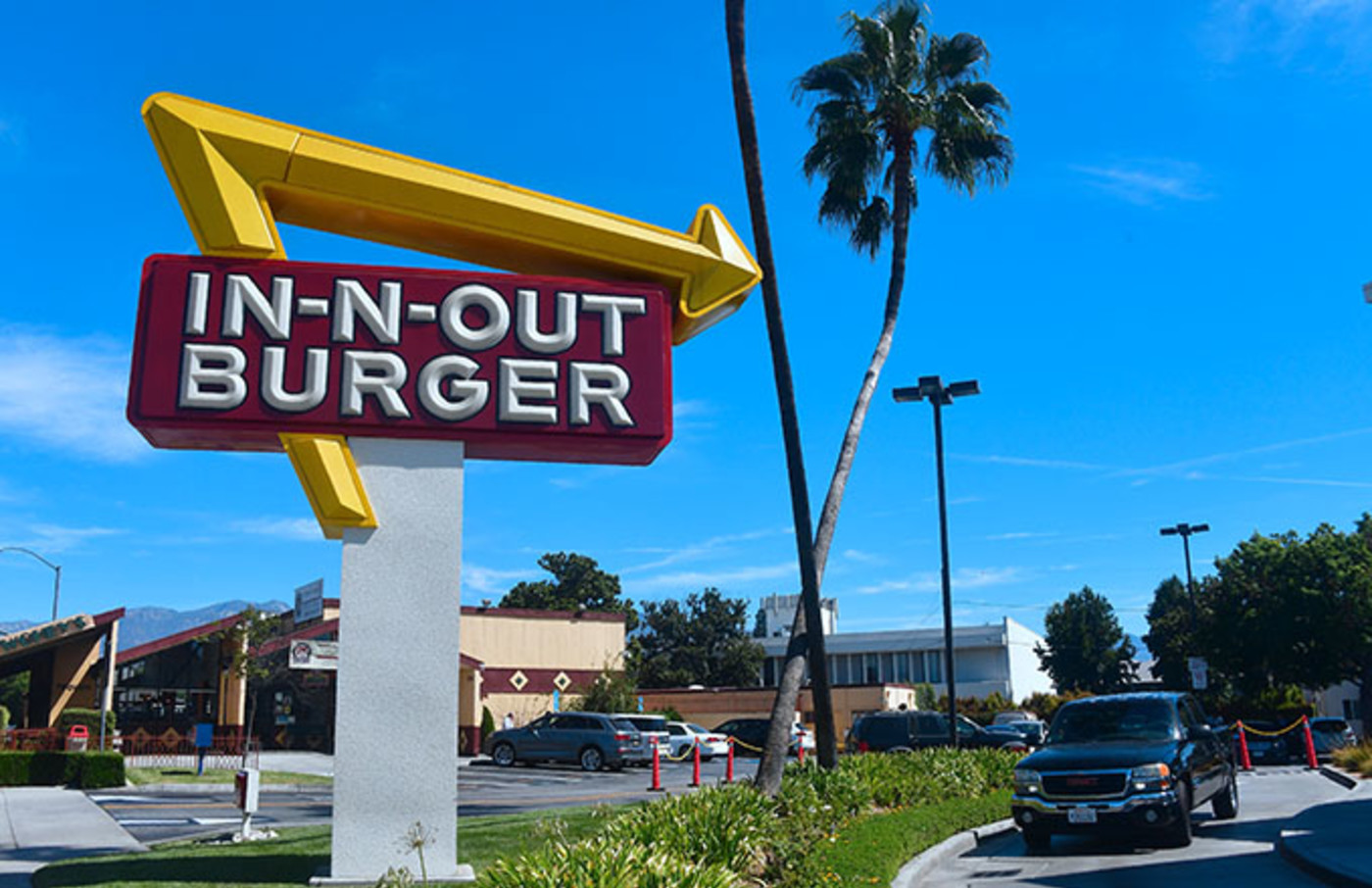 This is a photo of In-N-Out