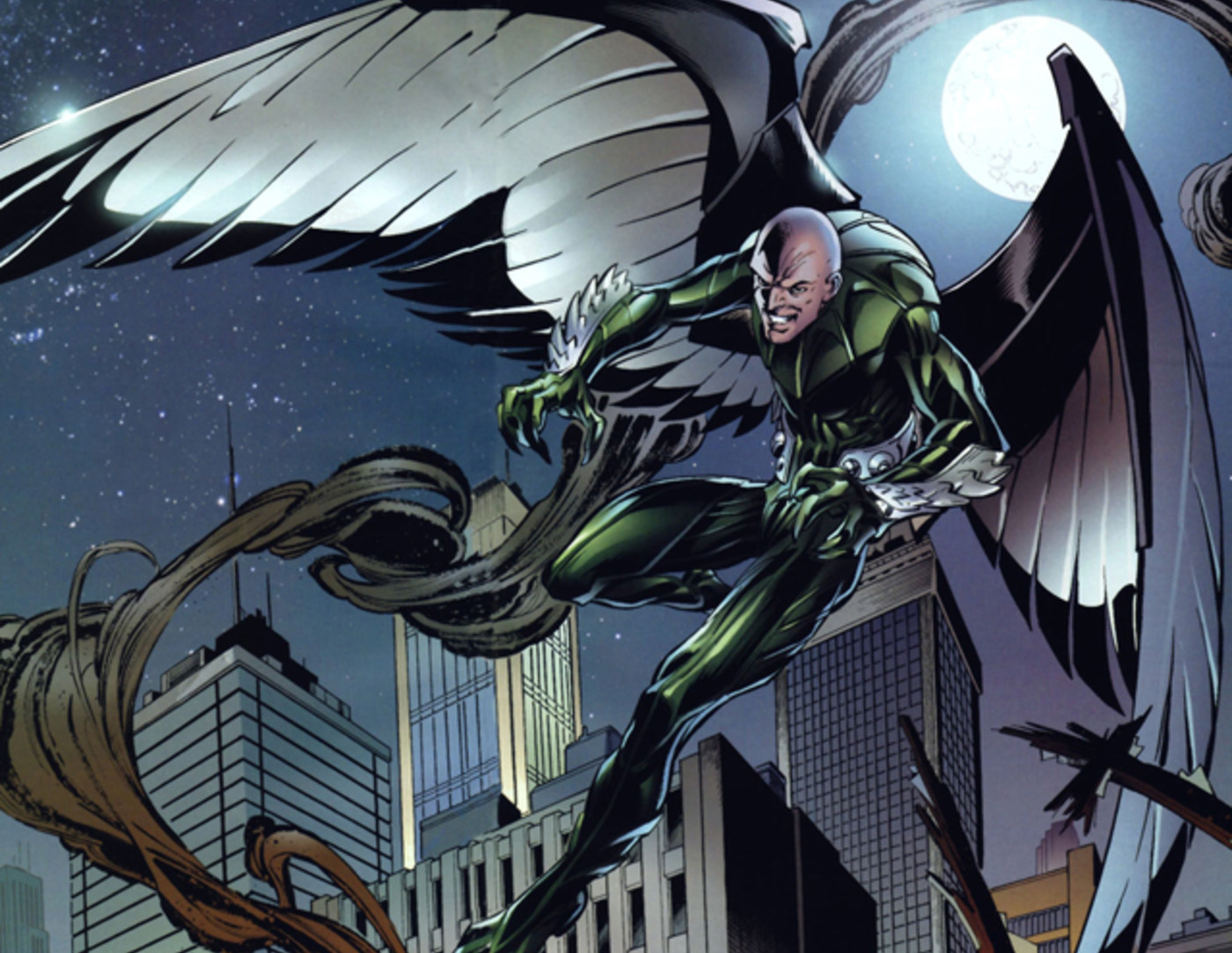 Everything You Need To Know About Vulture Spider Man