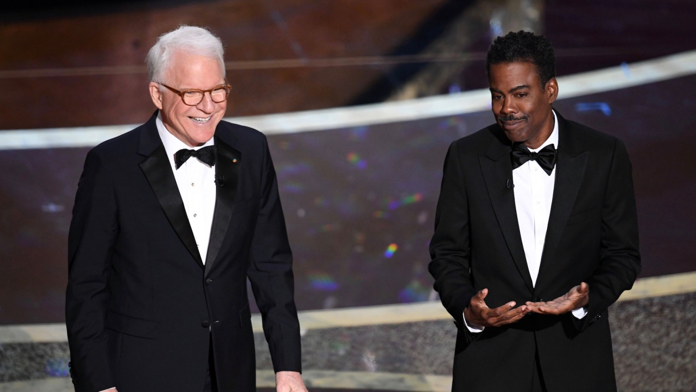 Chris Rock and Steve Martin