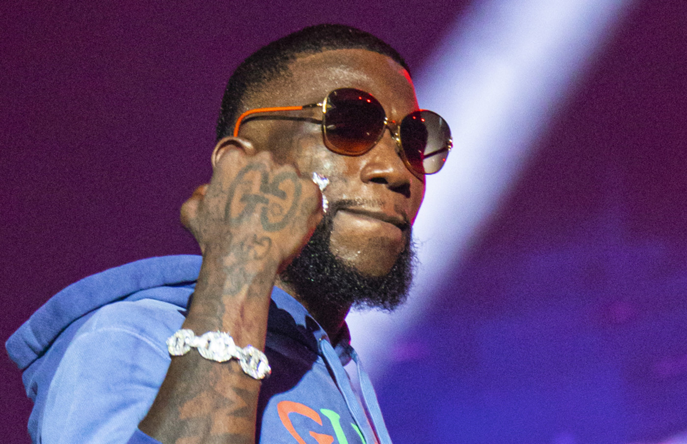 Gucci Mane beef with 'The Breakfast Club'