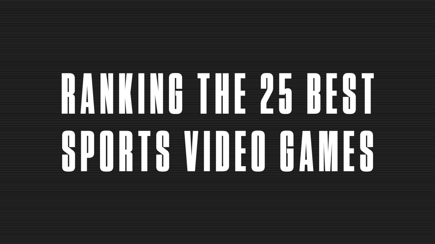 Ranking Best Sports Video Games