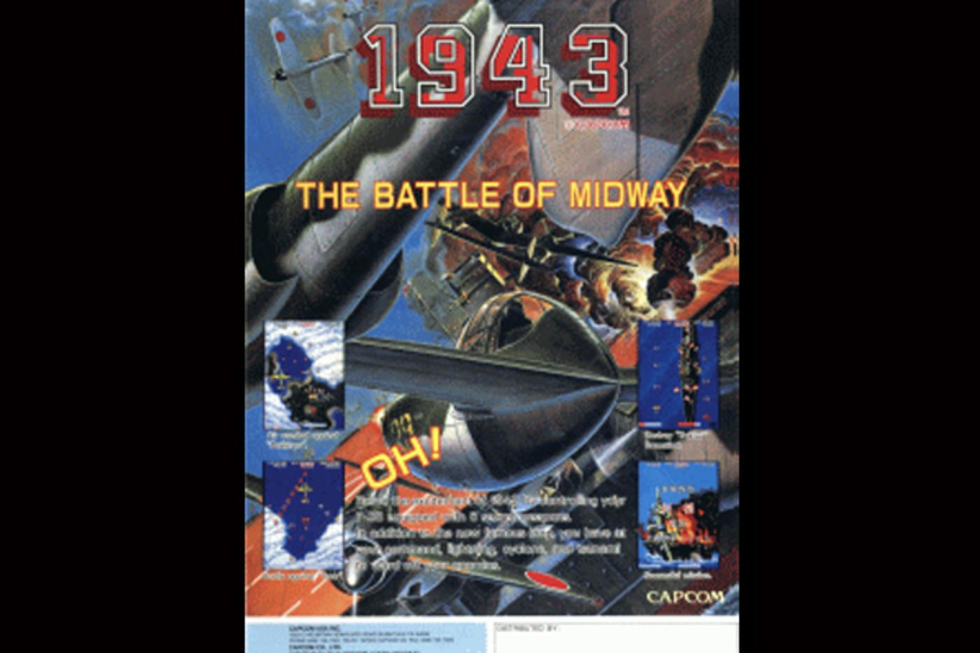 best-old-school-nintendo-games-1943-battle-midway