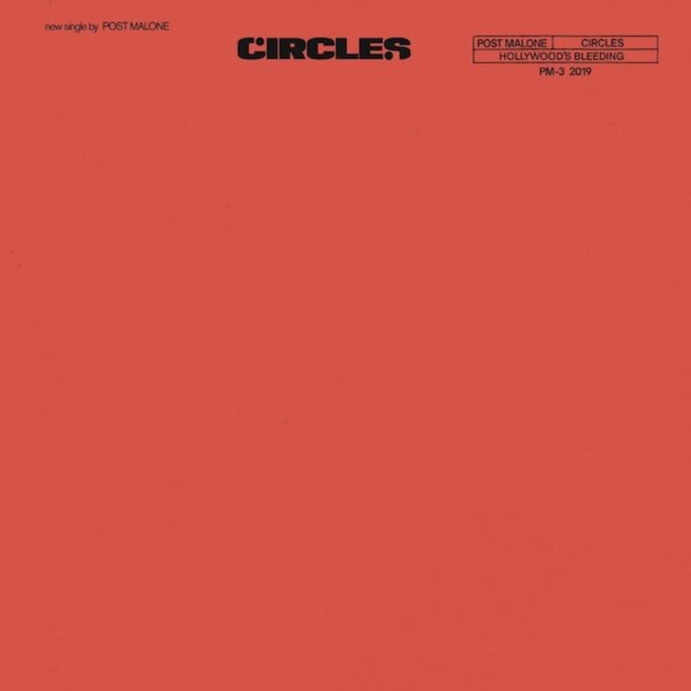 "Post Malone ""Circles"""