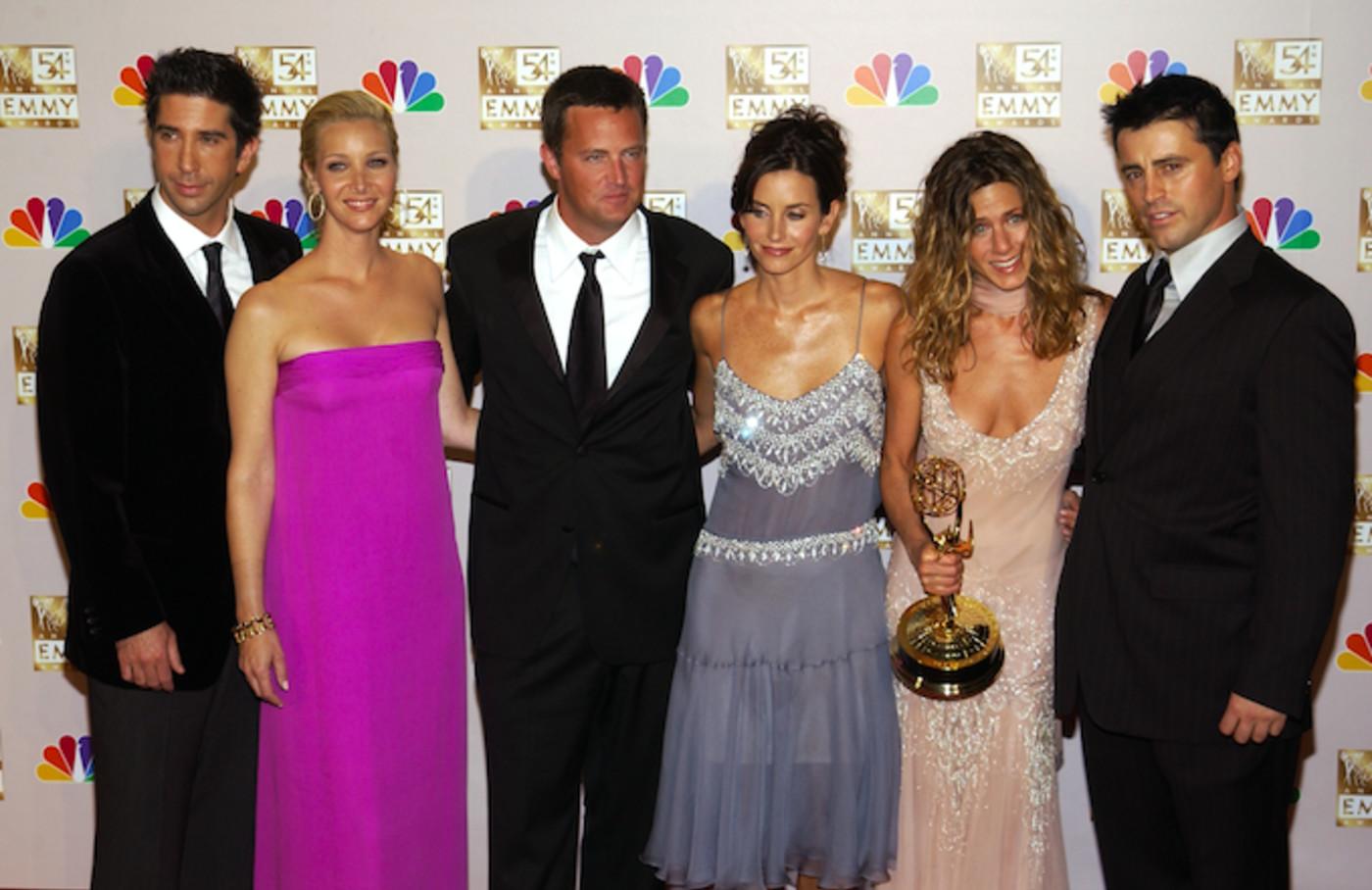 'Friends' cast
