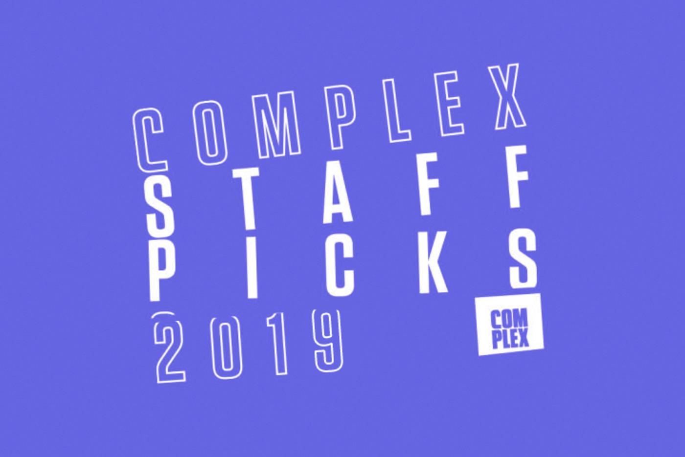Complex Staff Picks 2019