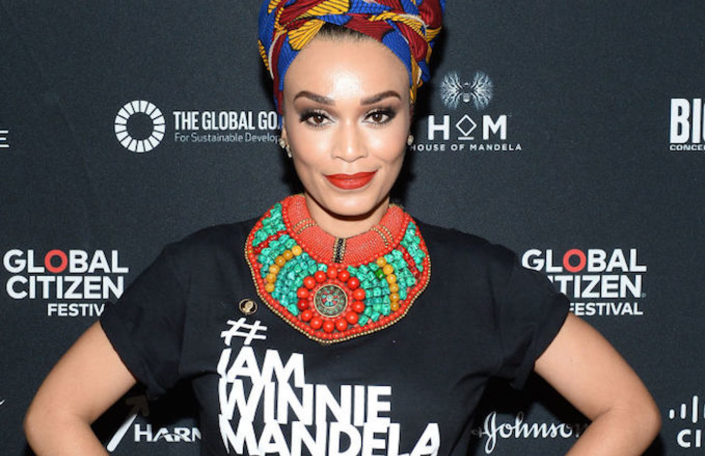 Pearl Thusi Netflix South Africay