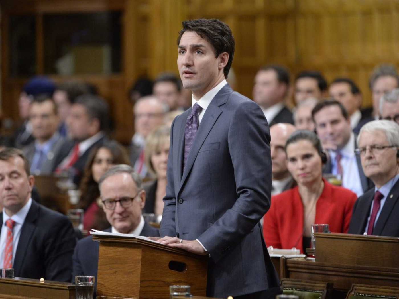 Justin Trudeau Delivers Historic Apology To Canada's LGBTQ Community