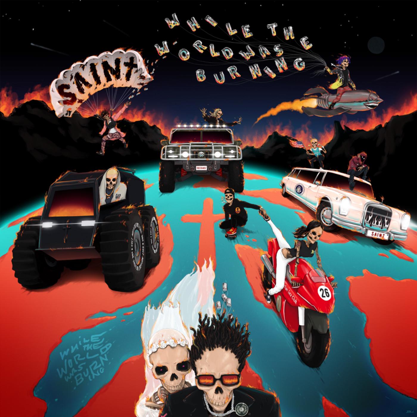 saint-jhn-album