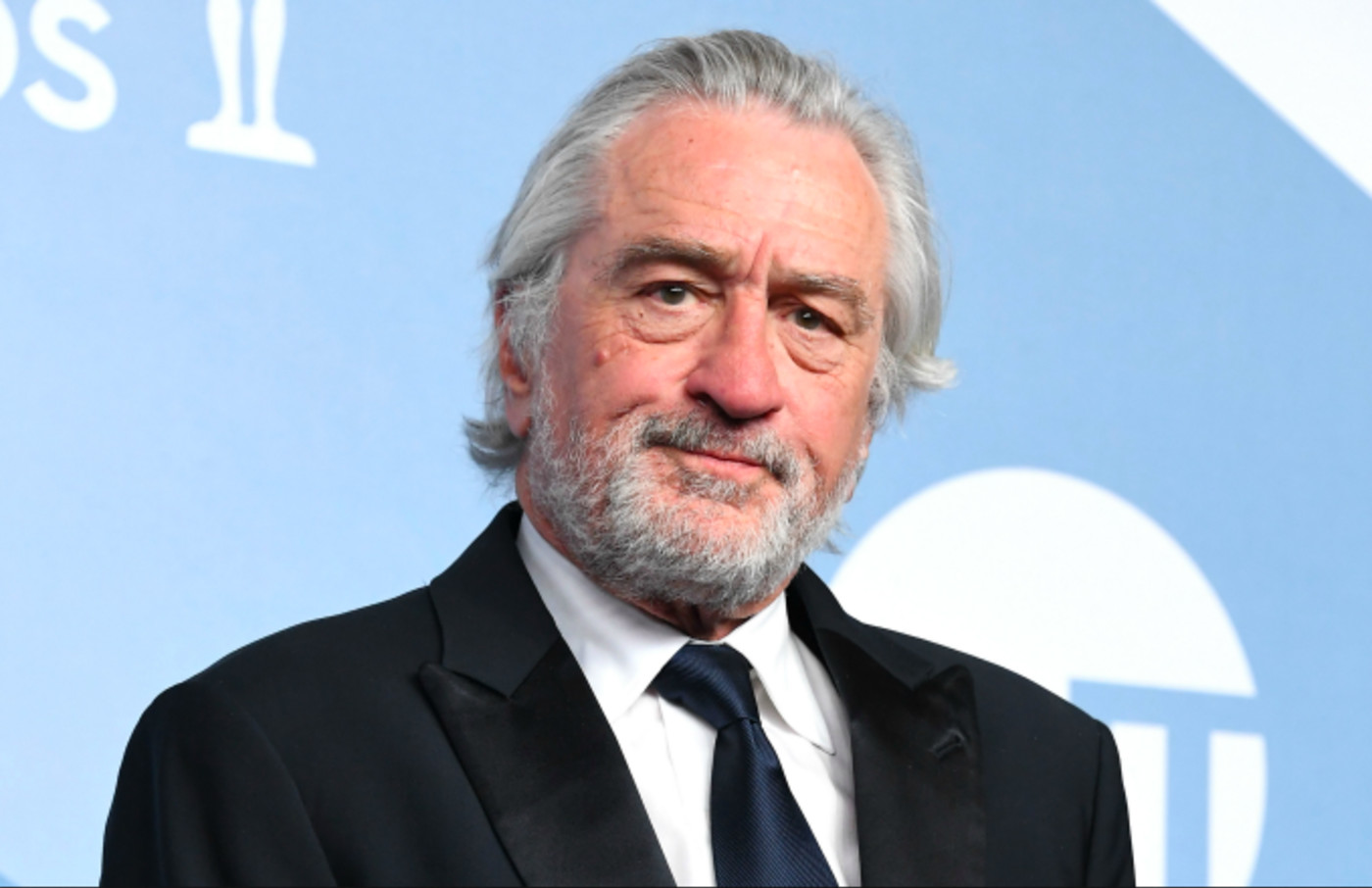 Robert De Niro poses at the 26th Annual Screen ActorsGuild Awards
