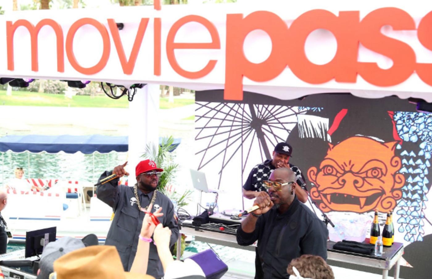 Big Boi MoviePass