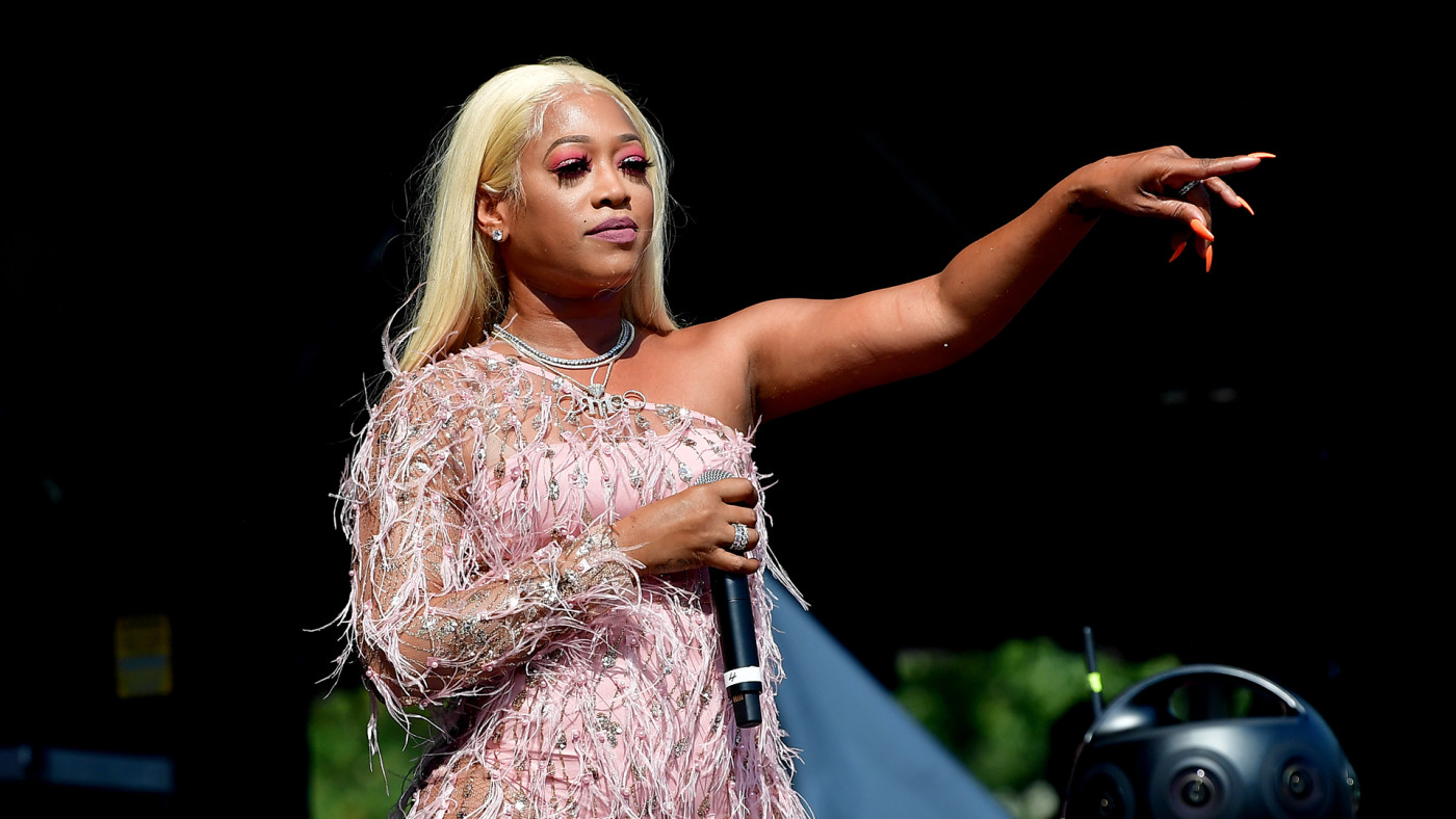 Trina Responds to Backlash for Calling Protesters 'Animals' | Complex
