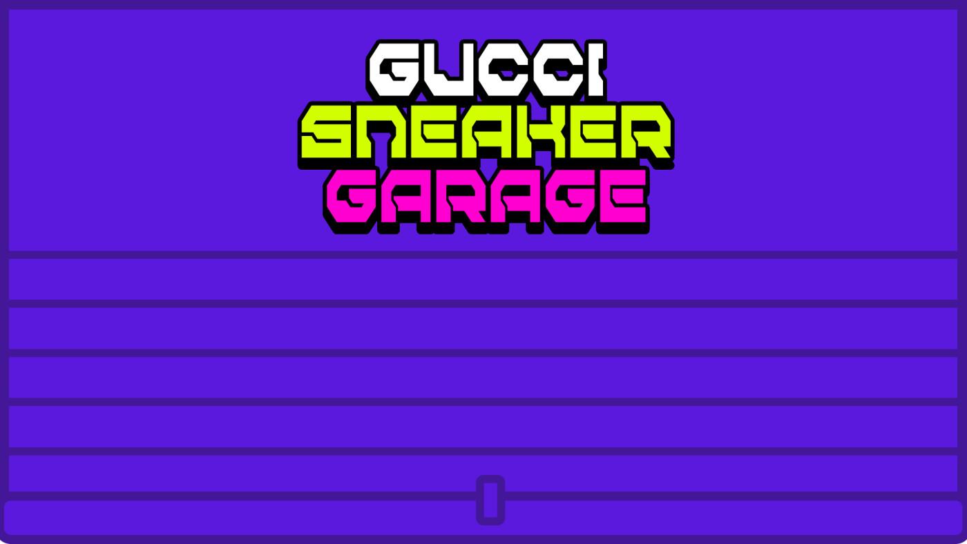 Gucci Garage