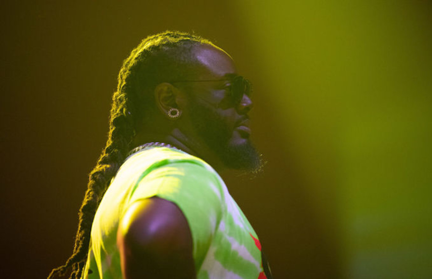 T-Pain brother hospital bill