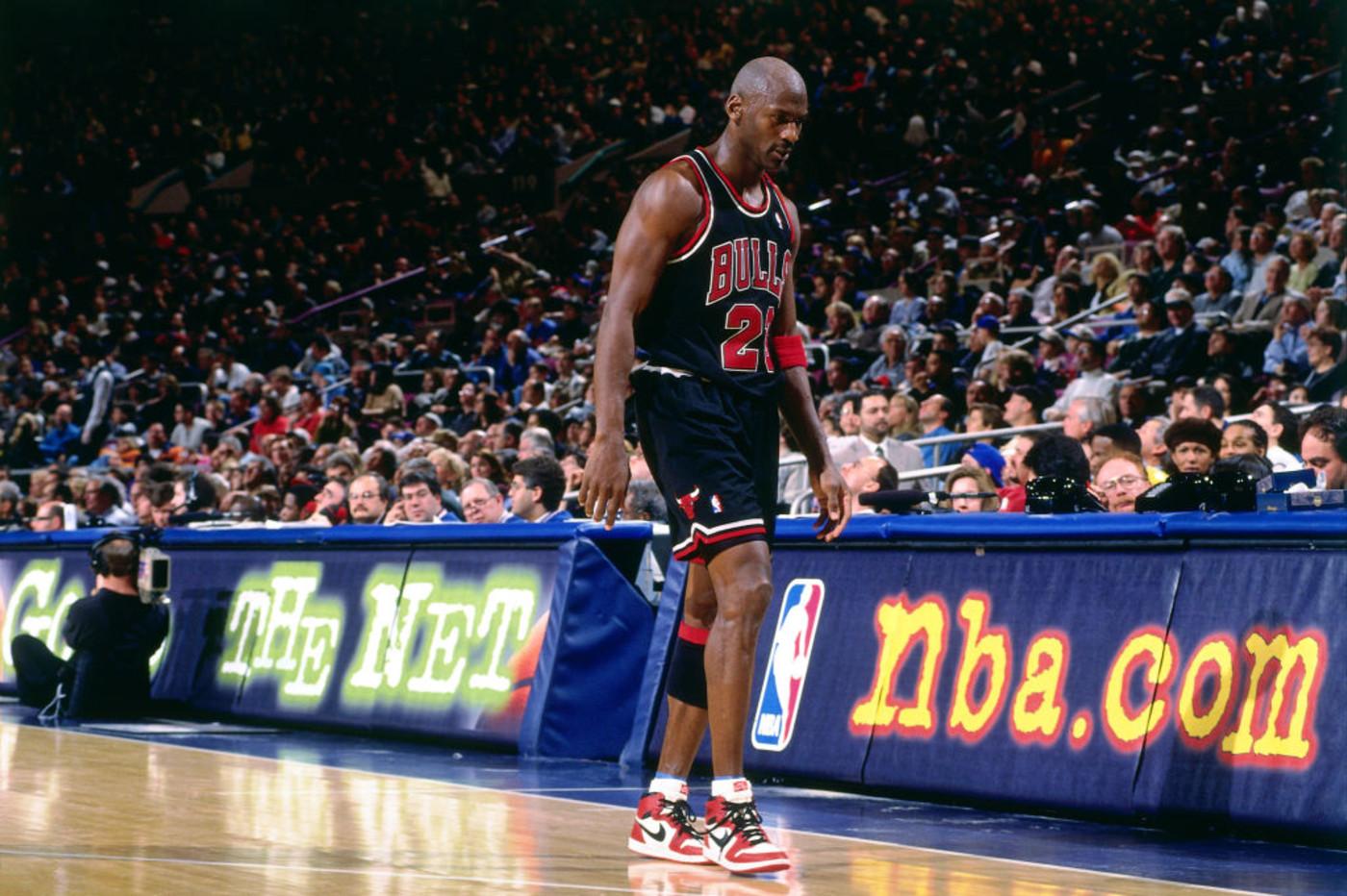 Michael Jordan 'Last Dance' Jordan 1s Exclusive Clip | Complex