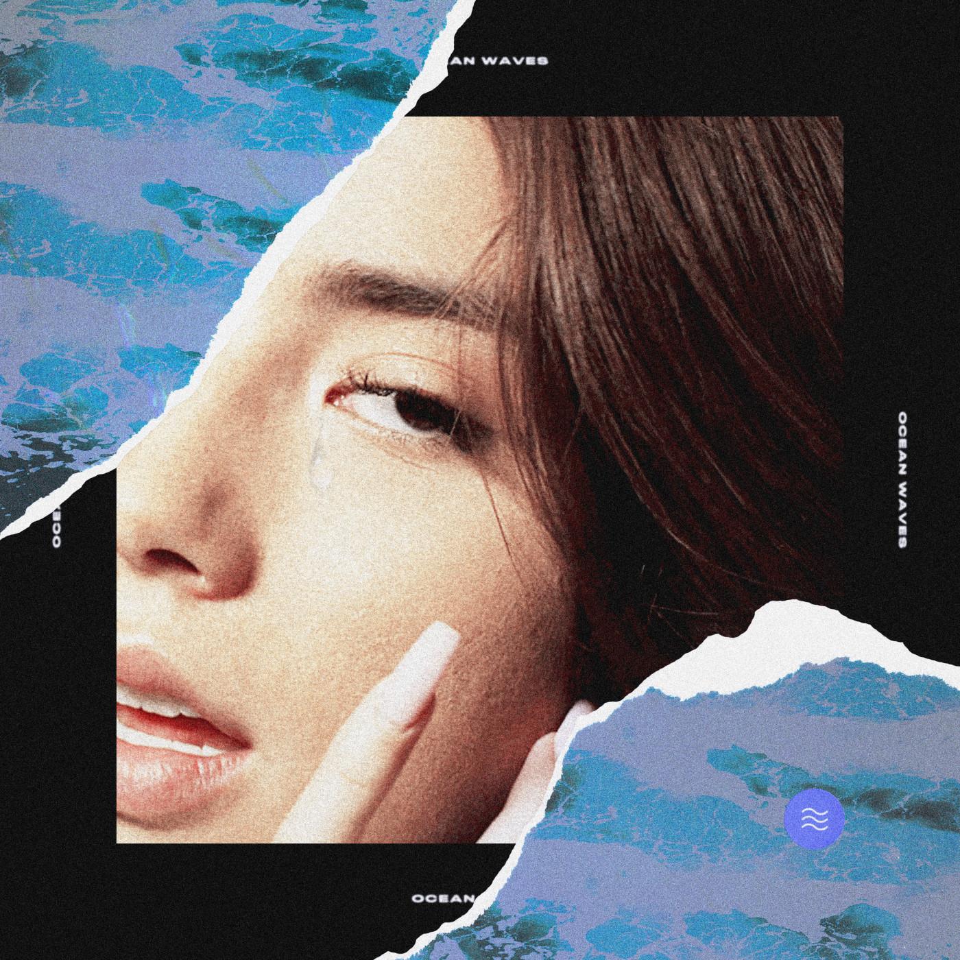 """Alaina Castillo """"Ocean Waves"""""""