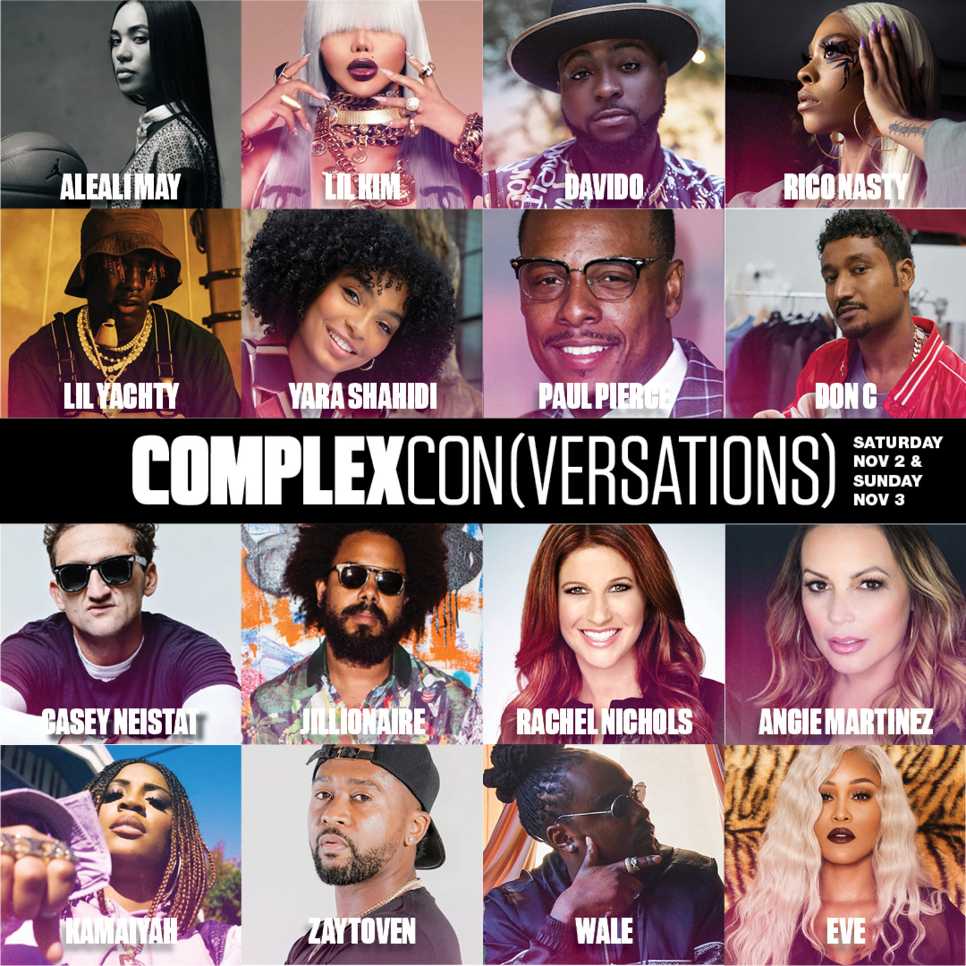 ComplexConversations 2019 Long Beach