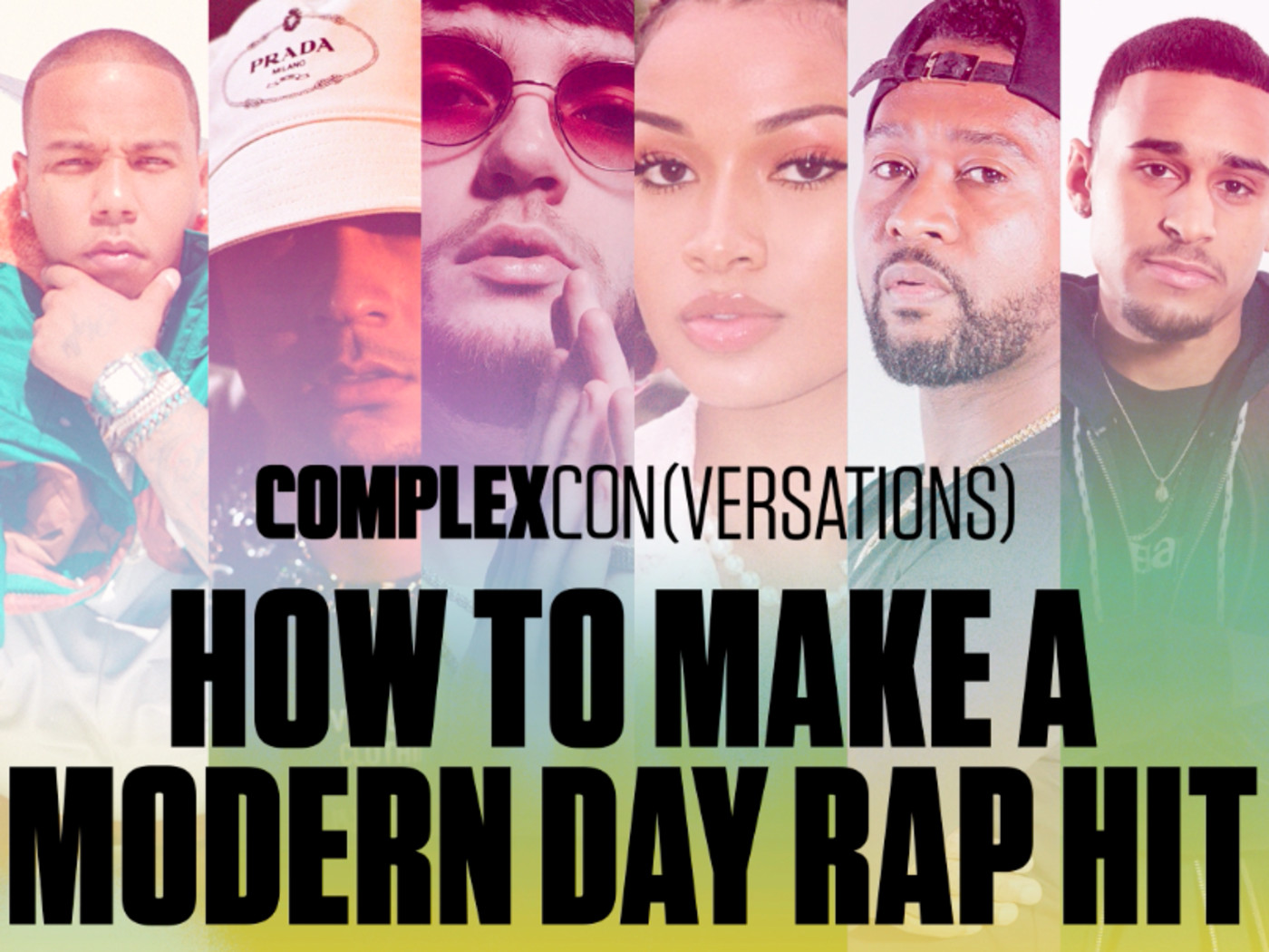 How to Make a Modern Day Rap Hit