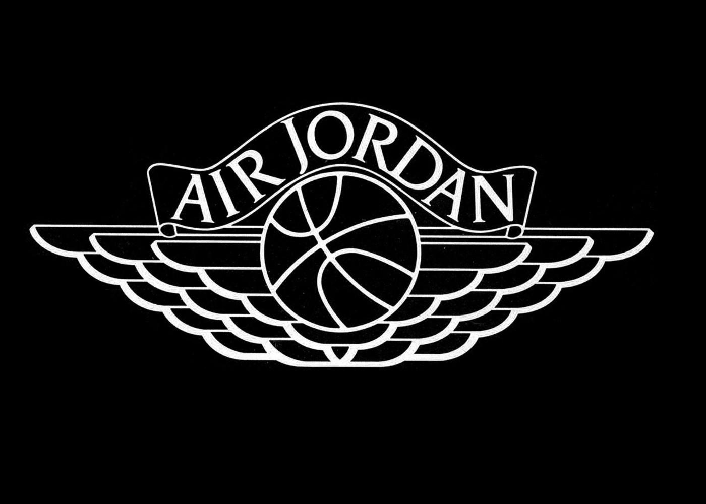 Логотип Jordan Wings