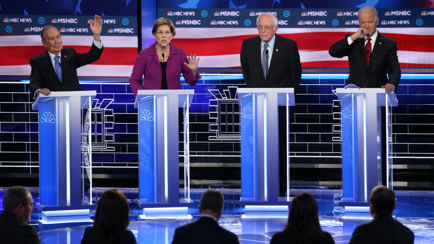 warren-bloomberg-dem-debate