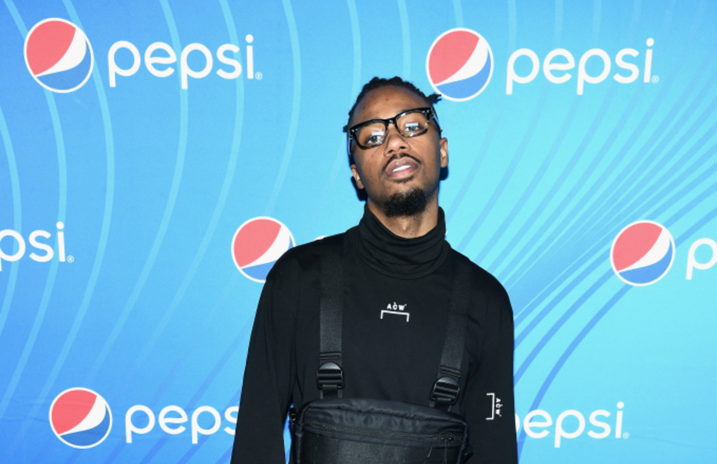 Metro Boomin attends 'Planet Pepsi' Pre-Super Bowl LIII party