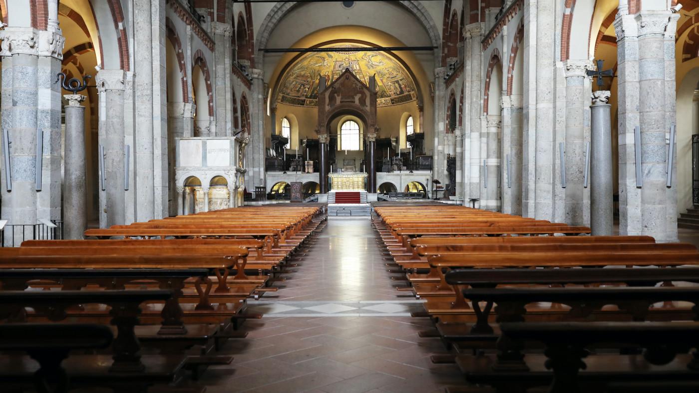 covid-church