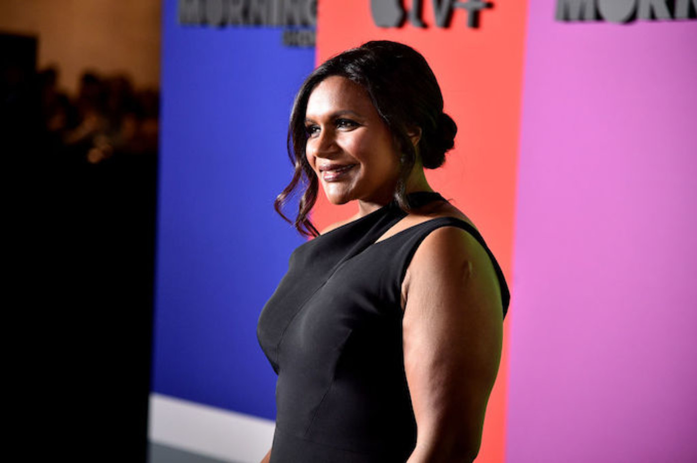 This is a picture of Mindy Kaling.