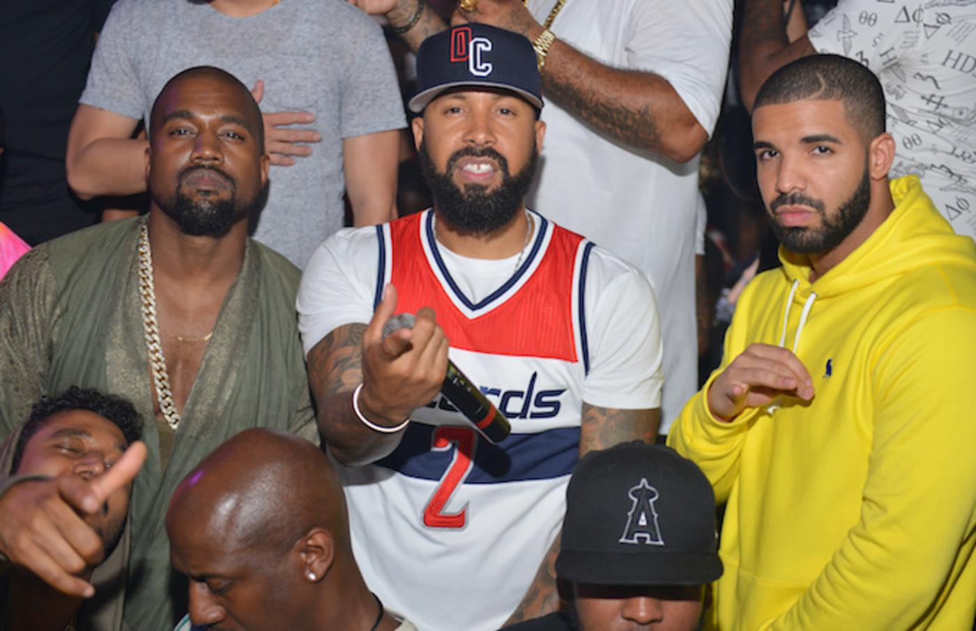 Kanye x Drake